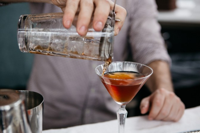 Where To Find The Best Manhattan Cocktail